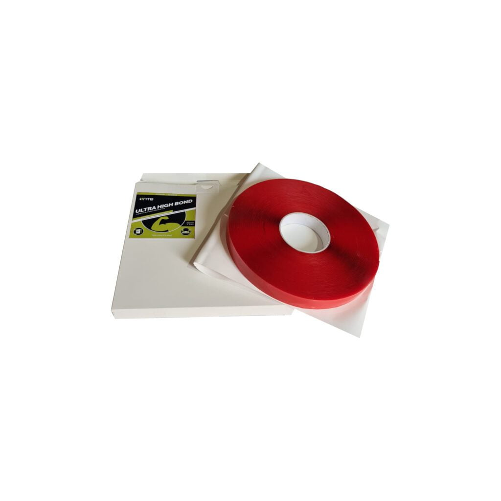 uhb clear tape