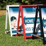 changeable a-frame sign rite