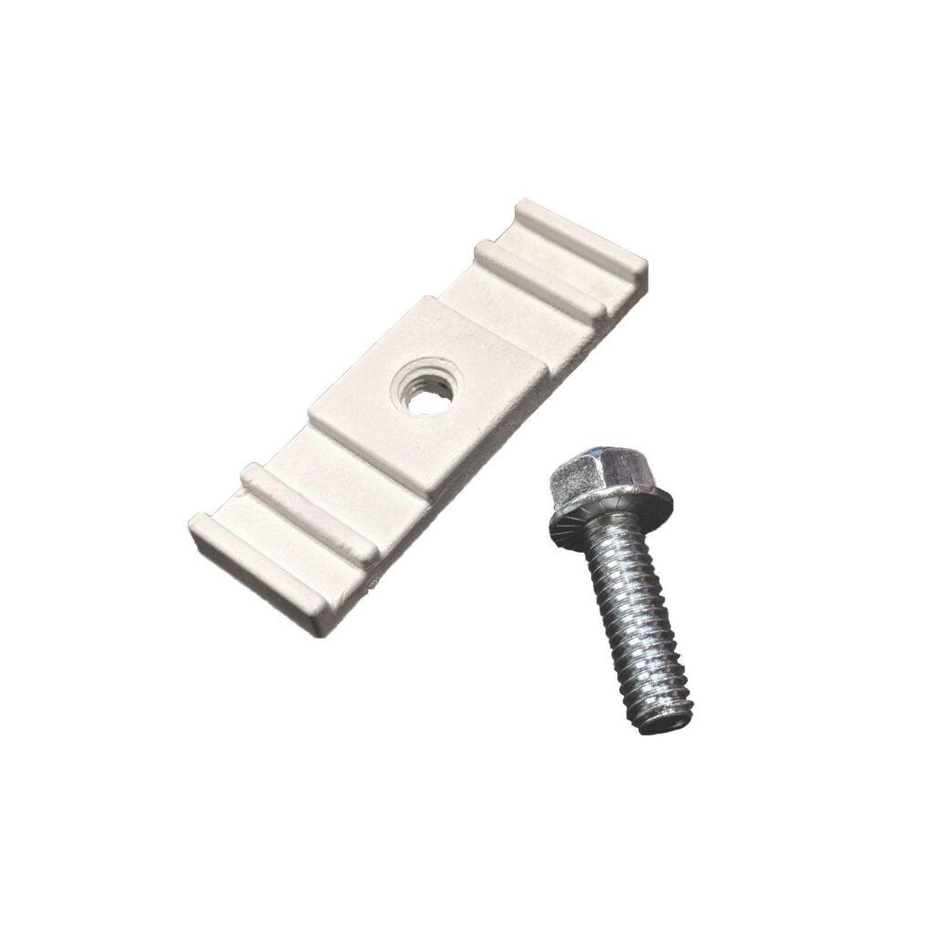 chain mesh bracket