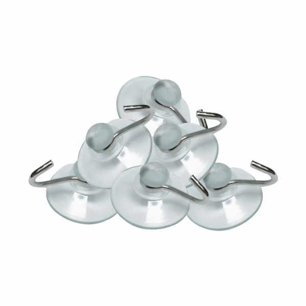 suction cups hanging signage