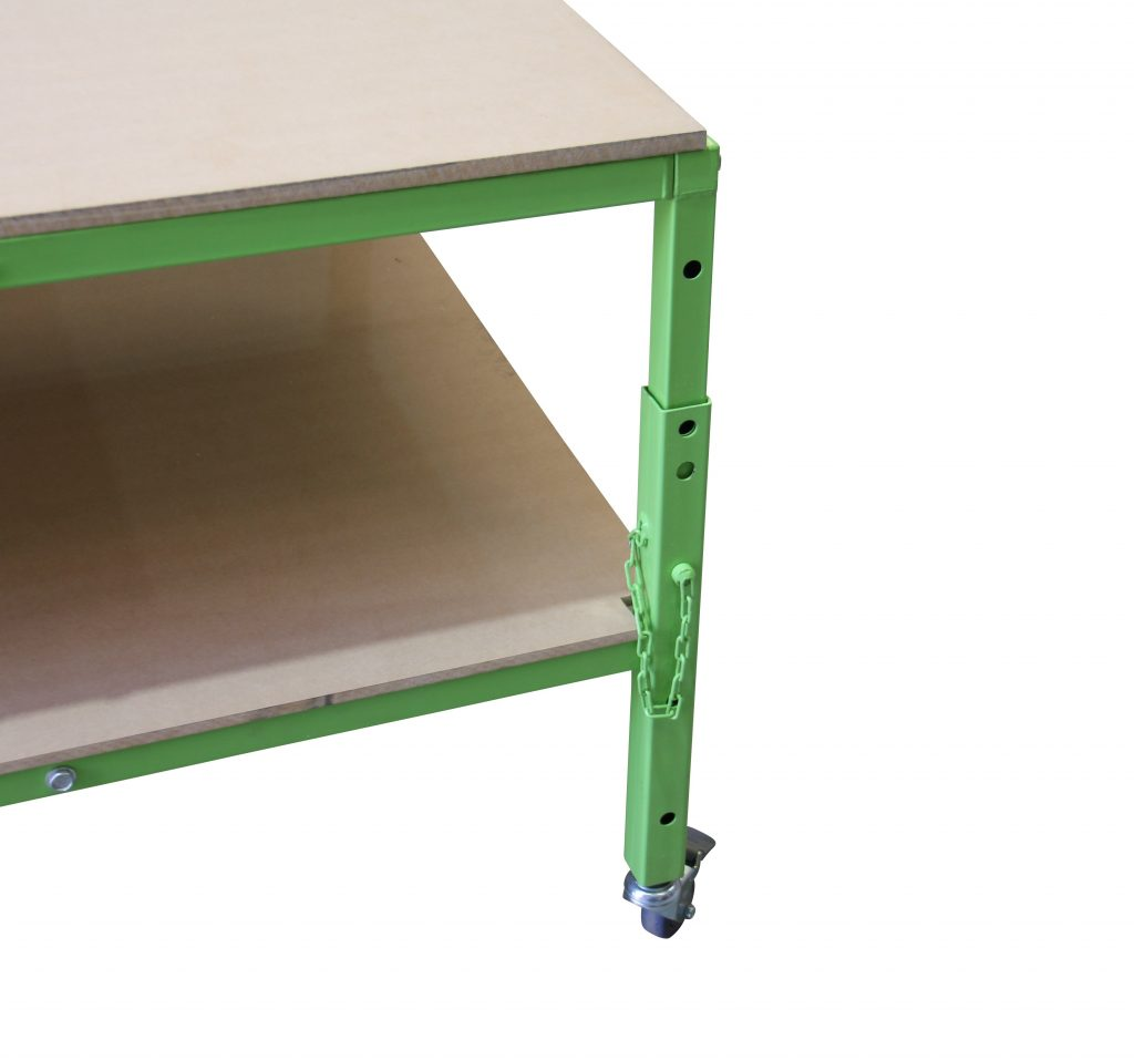 RITE HEIGHT ADJUSTABLE WORK TABLE