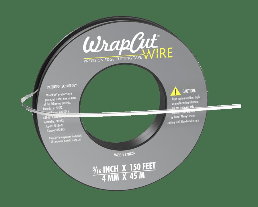 wrapcut wire