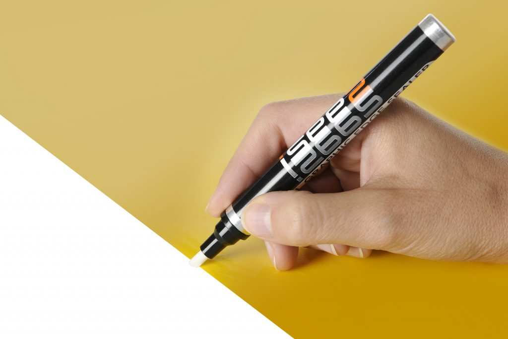 Total Seal Pen In Use