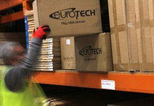 eurotech warehouse