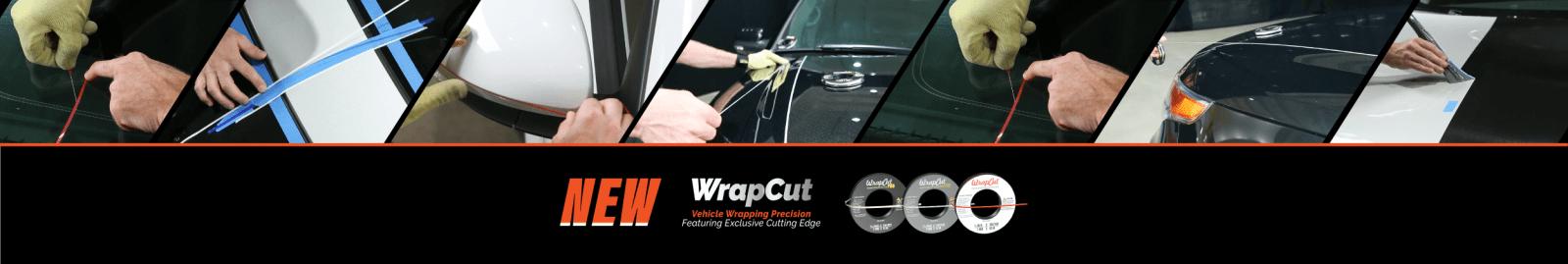 Wrap Cut Edge Tape