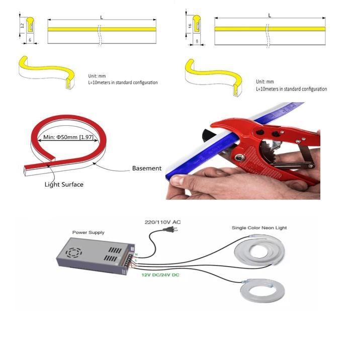 Flexible LED Neon